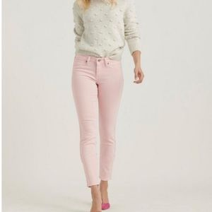 Lucky Brand Mid Rise Lolita Skinny Jean. Size 8